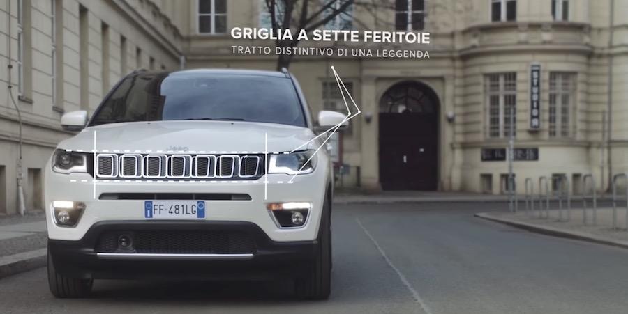 Canzone della Pubblicità Jeep Compass, nuovo Spot fine Agosto 2017