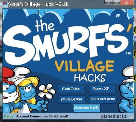 Smurf Village