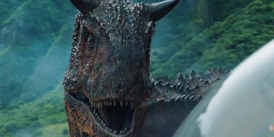 Carnotaurus en Jurassic World El reino caído