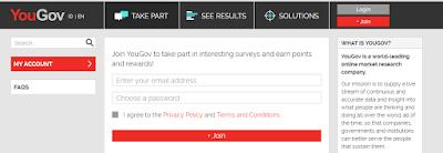 Survey Online dari Yougov  Membayar Mahal via Paypal 2