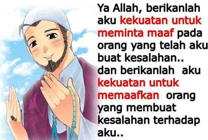 Cukup Baca Doa untuk Orang yang Telah Menyakiti Hati Kita, Jangan