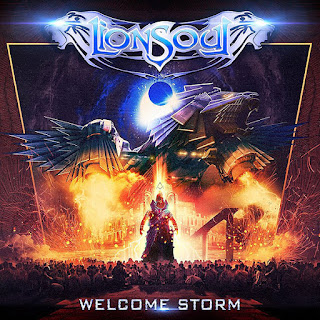 "LionSoul - ""The Thunder Master"" (video) from the album ""Welcome Storm"""