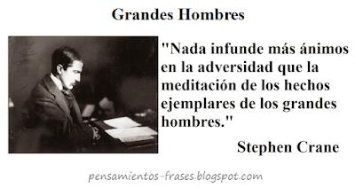 frases de Stephen Crane