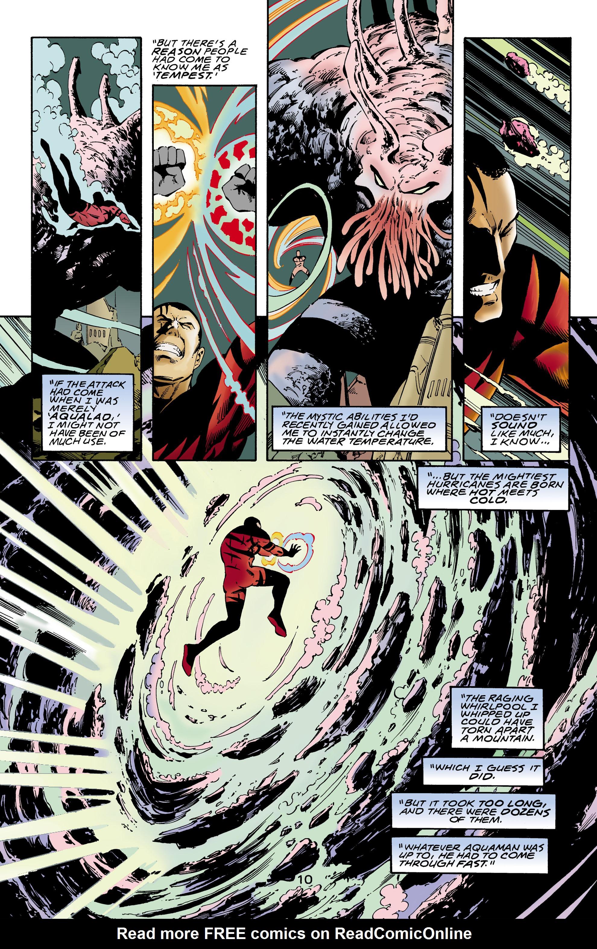 Read online Aquaman (1994) comic -  Issue #64 - 10