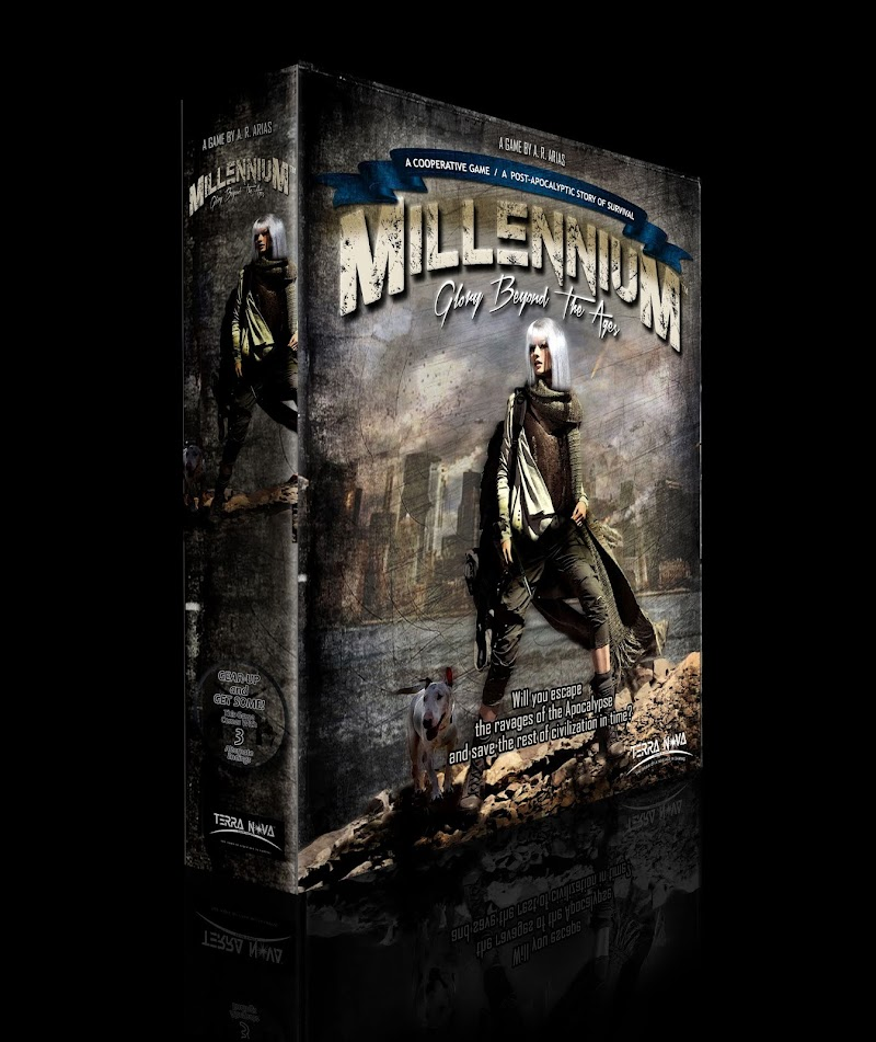 The New Millennium - Glory Beyond The Ages, Game Box!