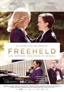 Cartel: Freeheld, un amor incondicional