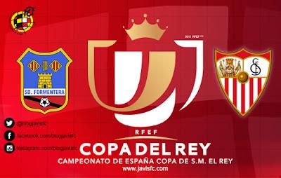 Previa SD Formentera - Sevilla FC