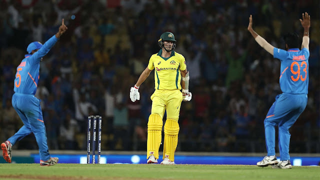 Aussies fall just short in final-over thriller