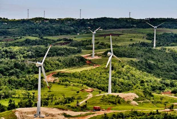 Wind Energy In Jamaica New Wind Farm Reve