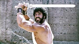 Lou Ferrigno Seven Magnificent Gladiators