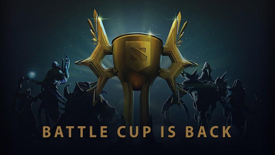 dota plus battle cup