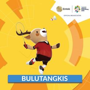 Jadwal Bulu Tangkis Asian Games 2018 Tanggal 23 Agustus 2018