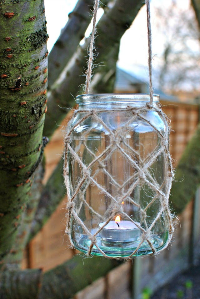 22 Diy Mason Jar Lantern And Light Ideas To Brighten Your Day Top Reveal