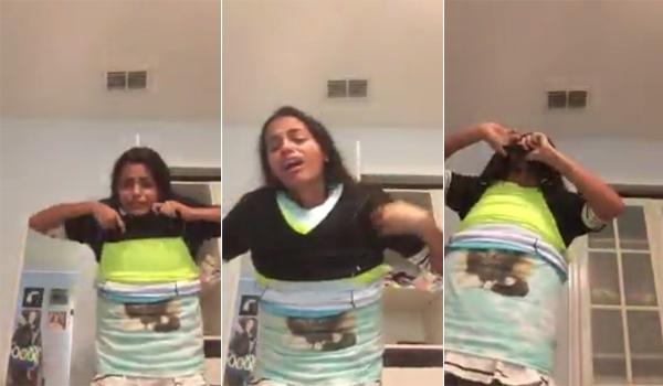 Akibat Lakukan Tantangan Pakai 100 Baju, Remaja ini Hampir Tewas Karena Susah Nafas