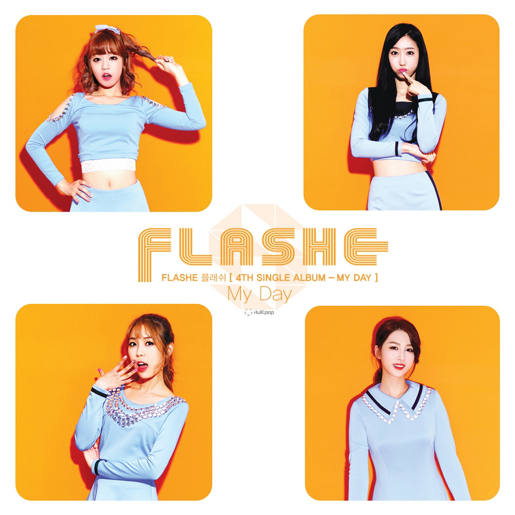 [Single] FLASHE – My Day