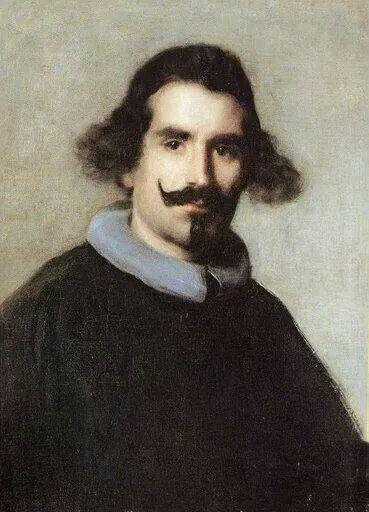 Autorretrato. Diego Velázquez. 1630, Óleo sobre lienzo, 67x50 cm. Roma, Museo Capitolino.