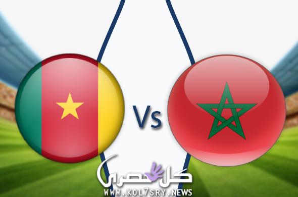 حكيم زيياش يفيض على الكاميرون بهدفين ويُهدى منتخب المغرب ثلاثة نقاط وصدارة المجموعة الثانية