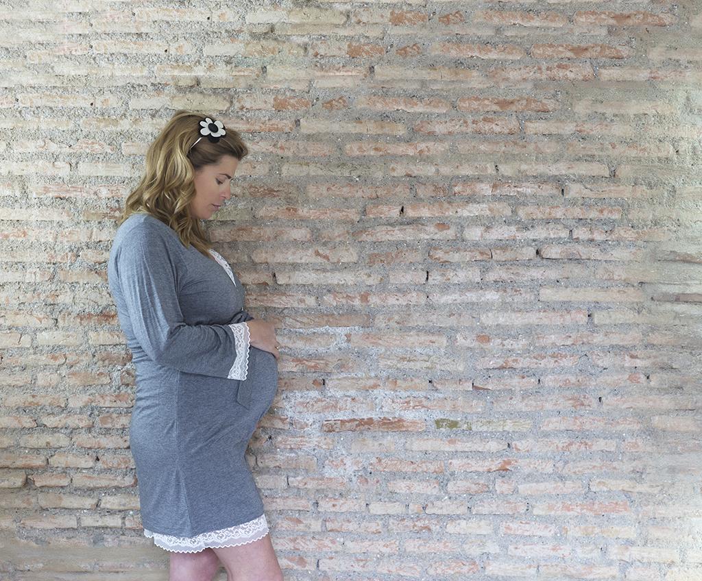 fotografía embarazada click and dream Málaga centro