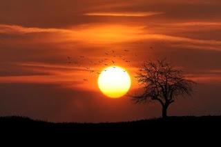 Puisi Galau Tentang Senja Karya Ade Rahayu