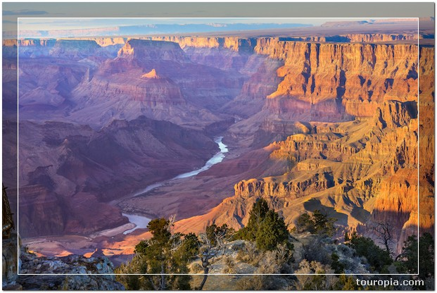 Grand Canyon - 10 Stunningly Beautiful Best Places to Travel in the USA