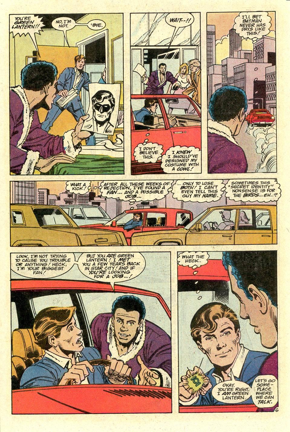 Read online Secret Origins (1986) comic -  Issue #36 - 7