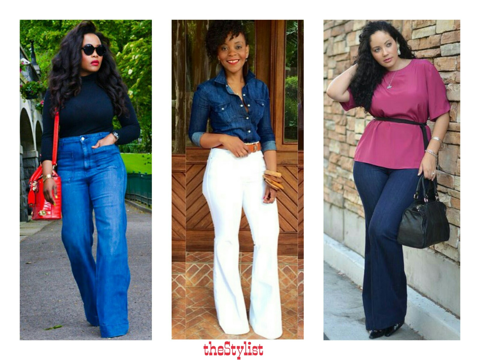 10 Style Tips On How To Wear Bootcut Jeans - StyleHub Daily