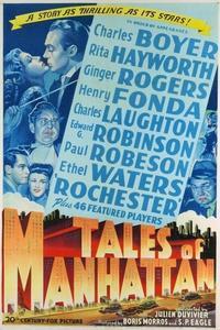 Watch Tales of Manhattan Online Free in HD