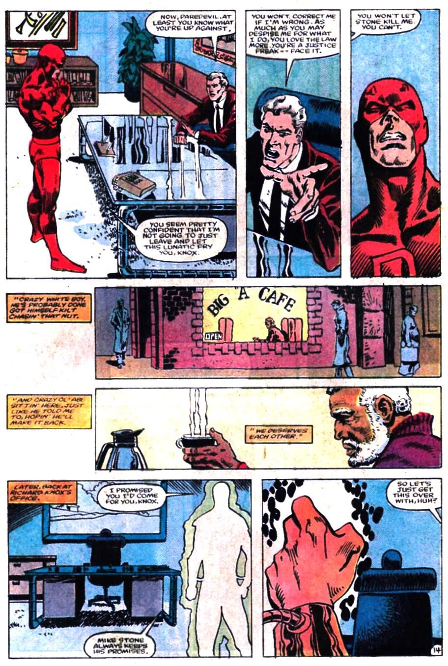 Daredevil (1964) 224 Page 14