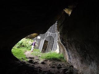 King's Cave kapuja