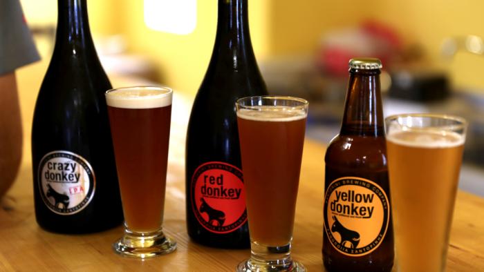 Μπύρες Crazy Donkey