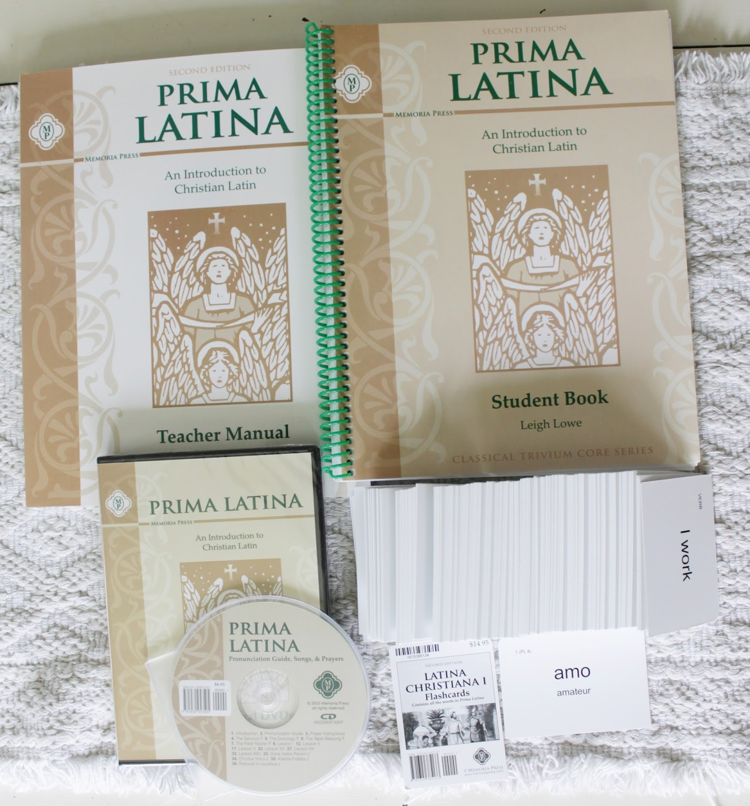 midnight mom  memoria press prima latina complete set  review