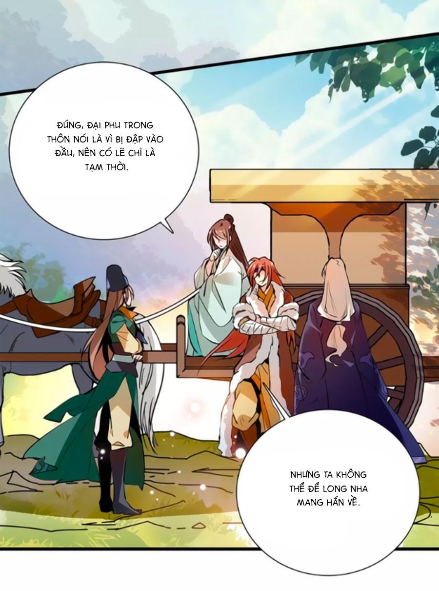 Hoàng Thượng! Hãy Sủng Ái Ta Đi! Chap 86