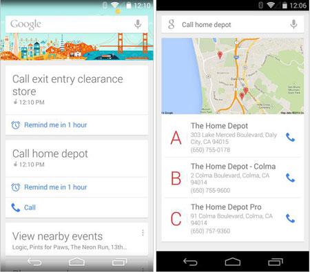Google Now Kini Dilengkapi Fitur Call Reminder