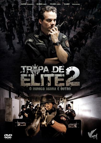 Tropa de Elite 2 - Dublado