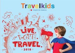 Travelkids catálogo de viajes en familia 2018