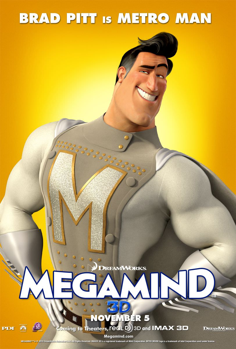 Megamind 2010 Dual Audio