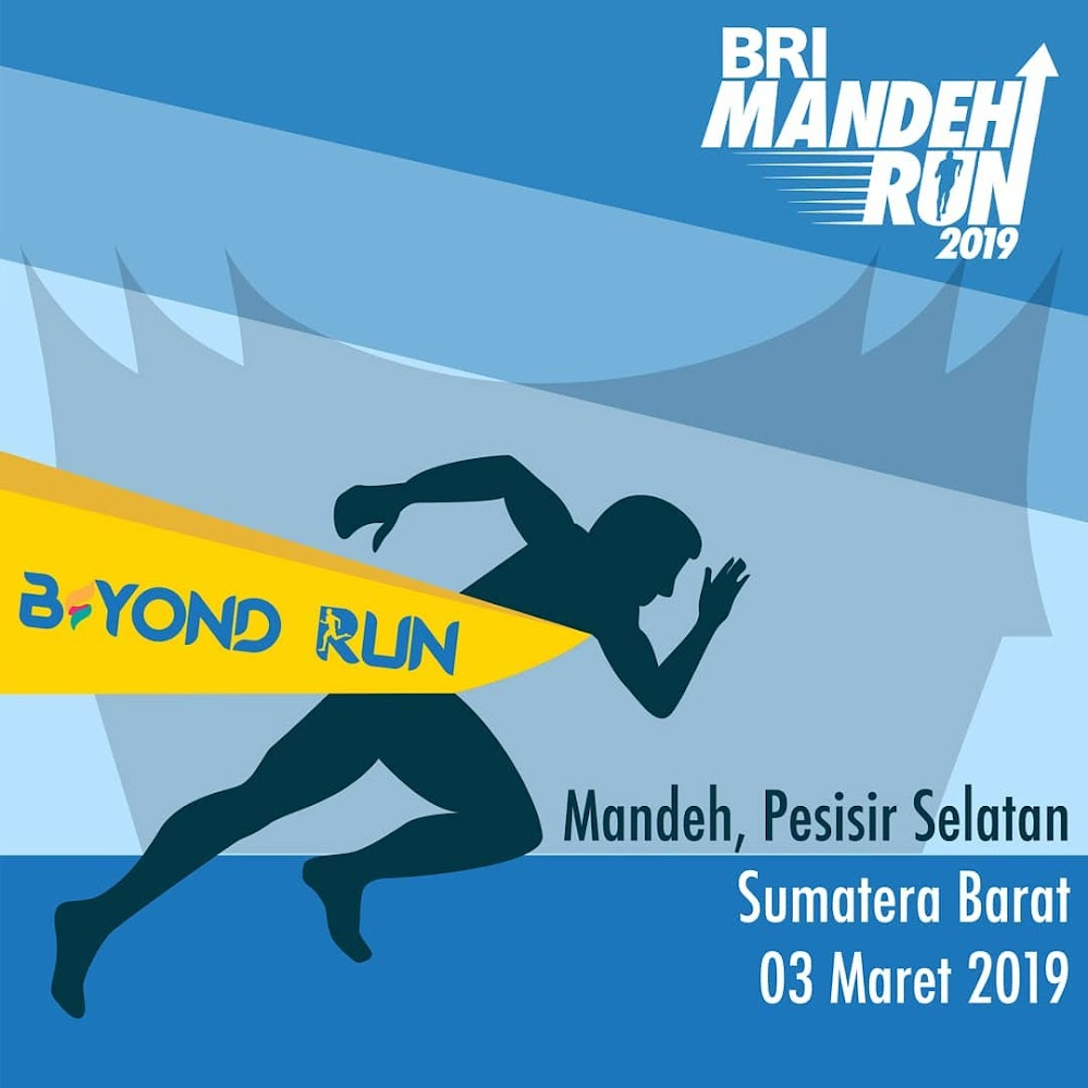 BRI Mandeh Run • 2019