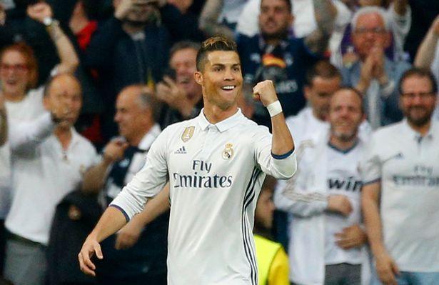 C.Ronaldo quá kinh khủng