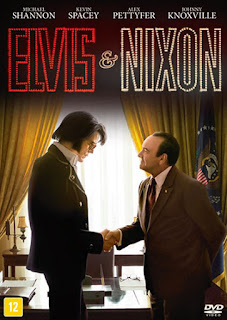 Elvis e Nixon - BDRip Dual Áudio