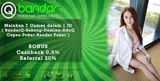 Link Alternatif Judi Bandar66 Online QBandar - www.Sakong2018.com