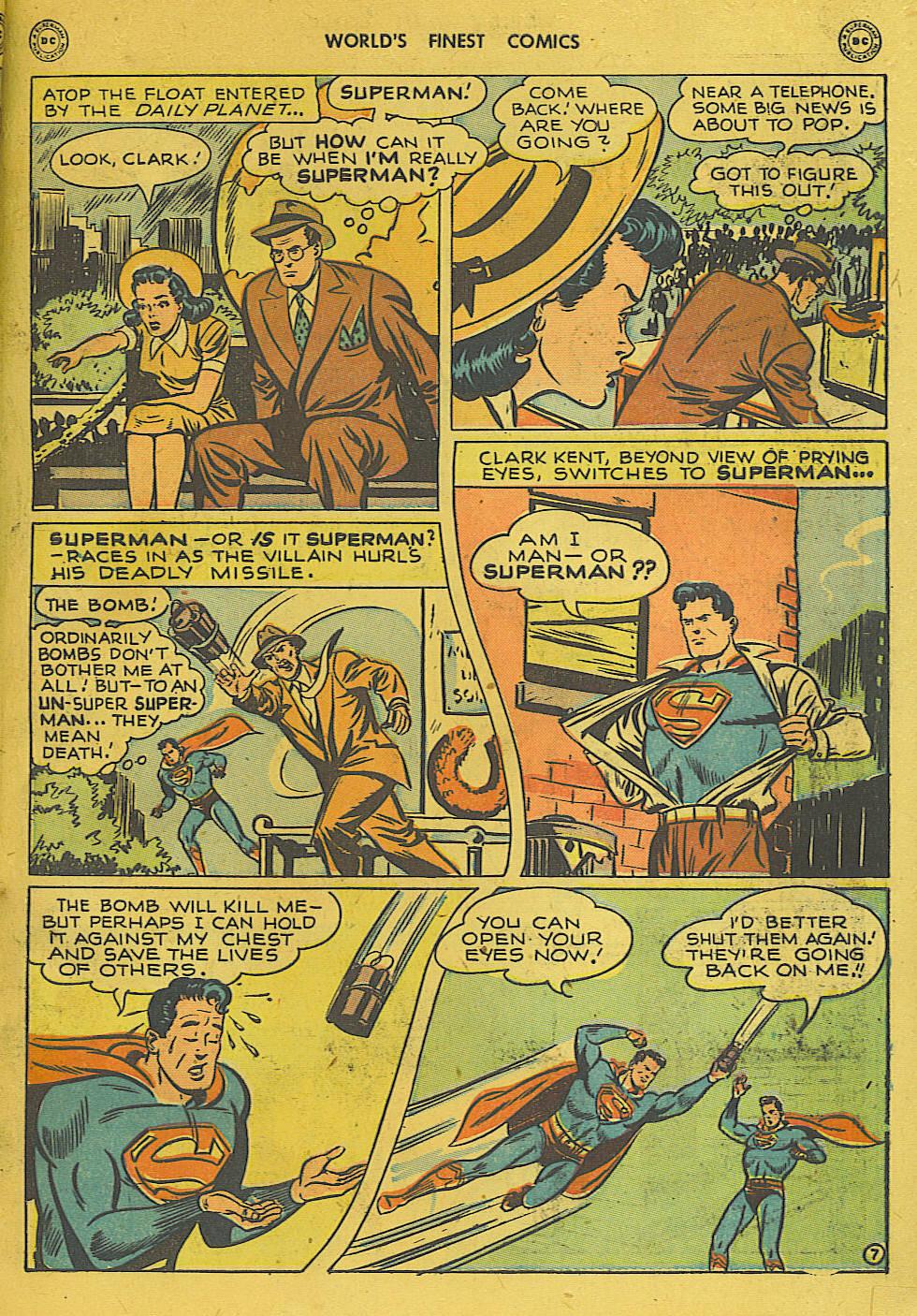 Read online World's Finest Comics comic -  Issue #34 - 9