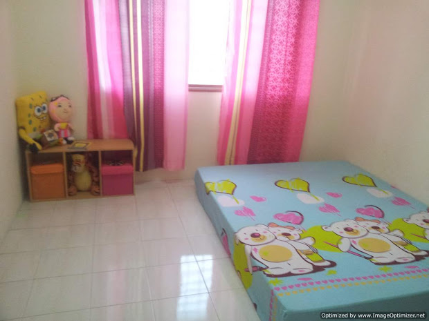 Qasih Mama Bilik Anak Perempuan Hidupku Rumahku Terurus Ruang Keluarga