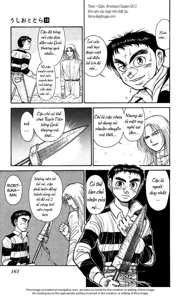 Ushio and Tora Chap 148 - Truyen.Chap.VN