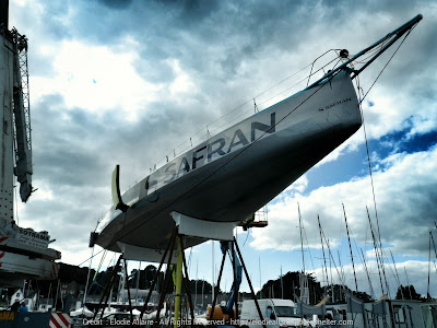 Safran entre en chantier (archives)