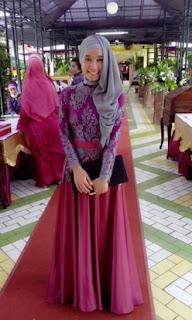 Inilah Model Kebaya Hijab Modis Terbaru 2016