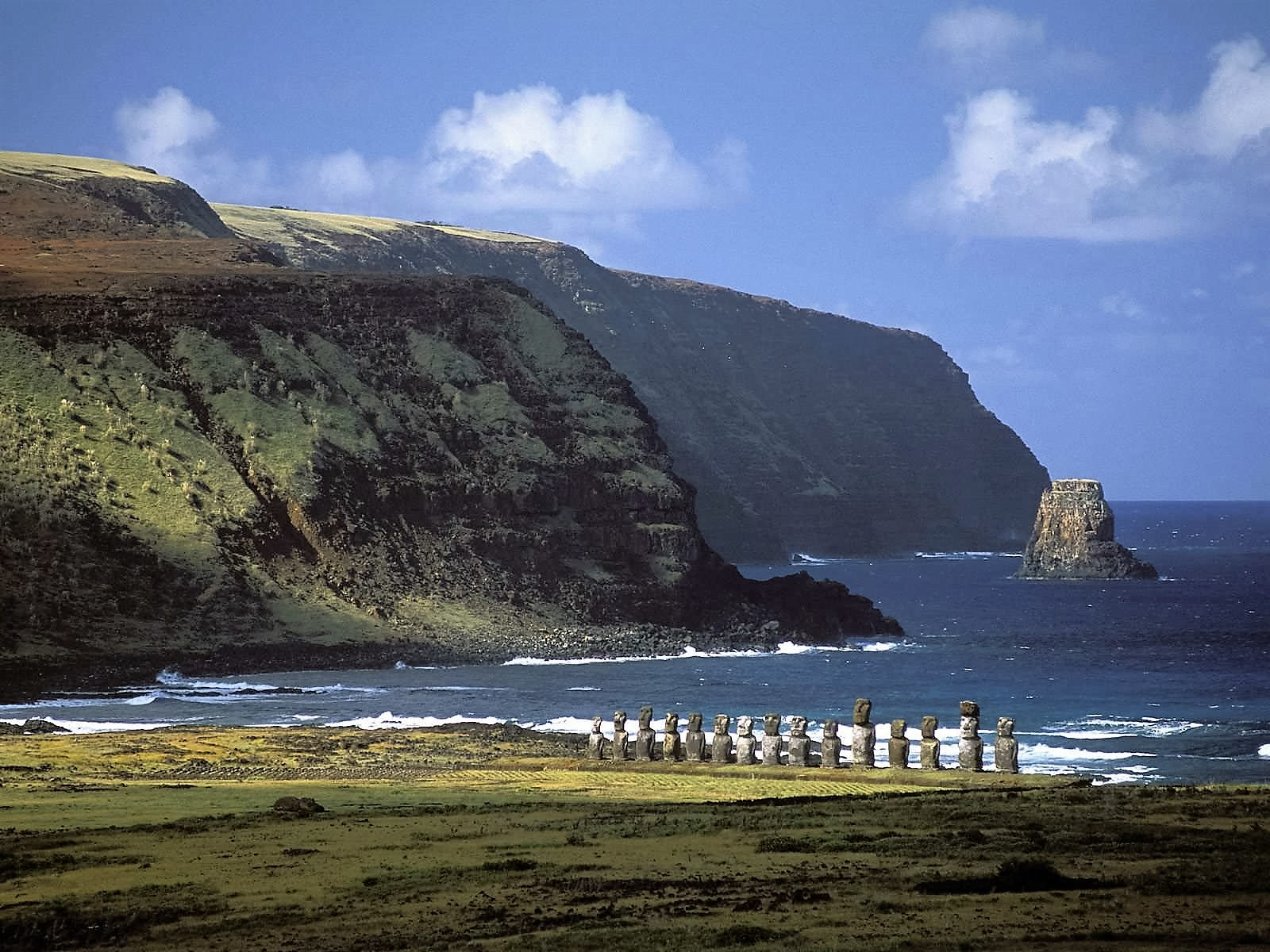 5five5 Easter Island Chile