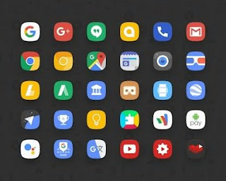 Delux UX - Galaxy S8 Icon Pack Download