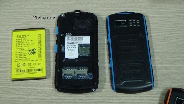Điện thoại dành cho người già Suntek G1 3