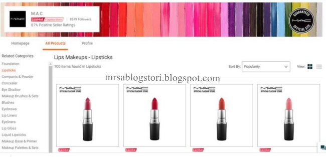 Lazada Shopathon Blogger Contest: Session #2
