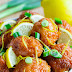 Crispy Honey Lemon Cauliflower On Chili And Garlic Stir Fried Zoodles Recipe